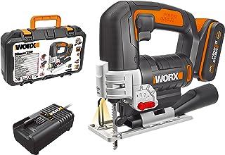 Sponsored Ad – WORX WX543 18V (20V MAX) Cordless Jigsaw