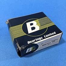 Bearings Limited SS6204 ZZ 6000 Series Radial Ball Bearings