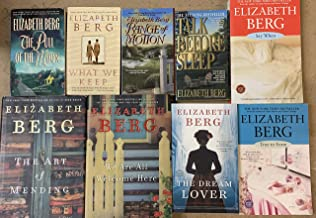 Elizabeth Berg Fiction Collection 9 Book Set