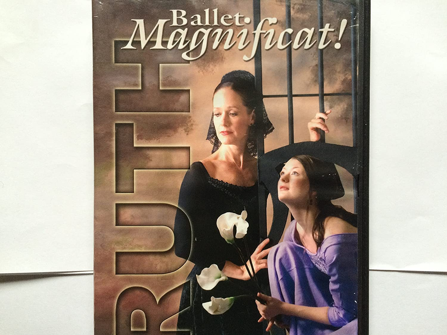 Online 2021 model limited product Ballet Magnificat : Ruth