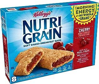 Kellogg's, Nutri-Grain Cherry Cereal Bars, 8 ct, 10.4 oz