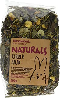 Rosewood Pet 1 Pouch Nature'S Salad Food For Small Animals, 200G