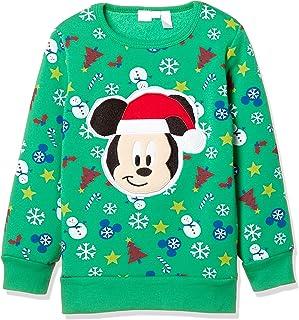 [ディズニー] ミッキークリスマストレーナー 332109047 ボーイズ