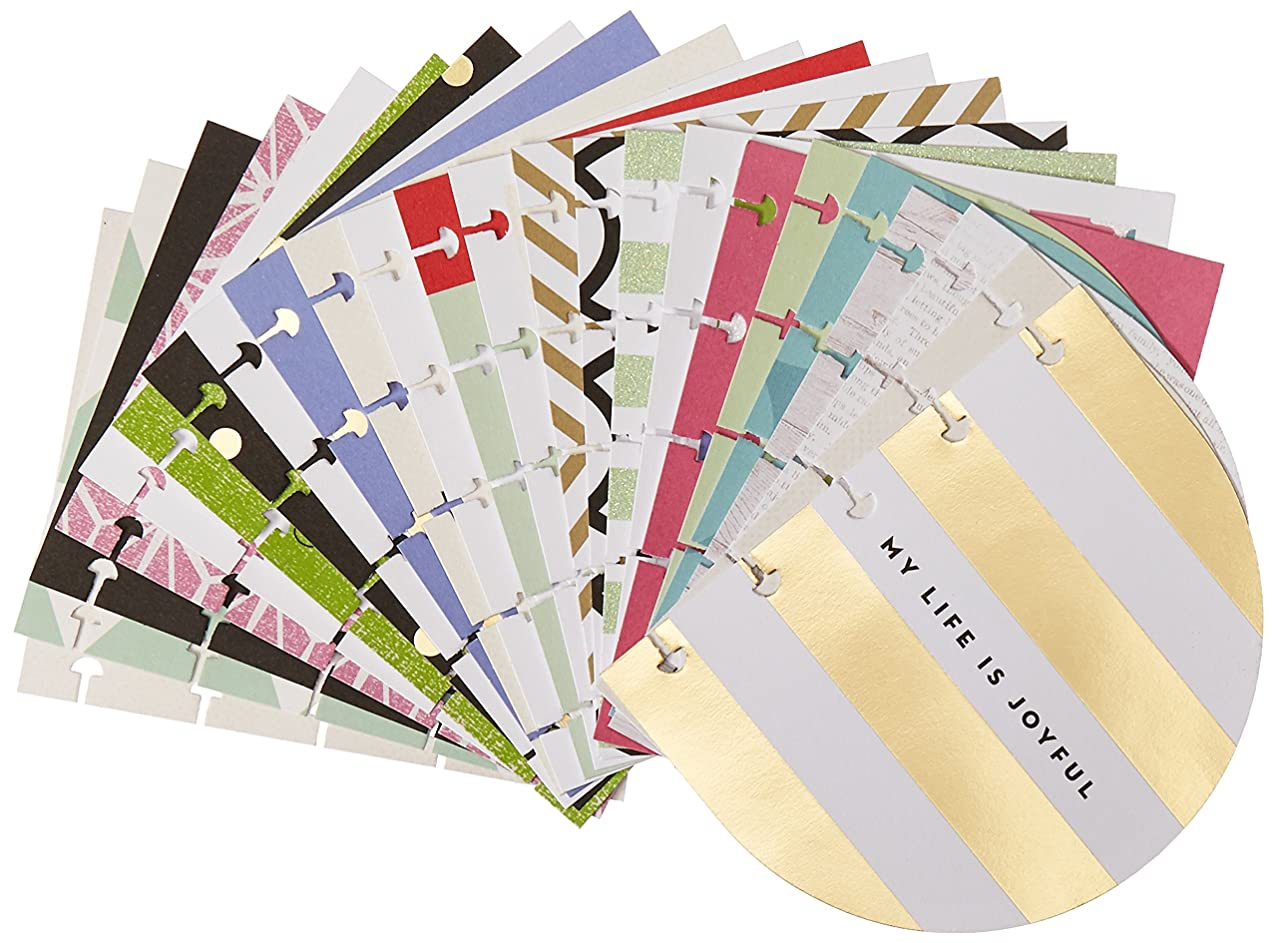 me & my BIG ideas Create 365 The Happy Planner Inspiration Cards, 24-Piece