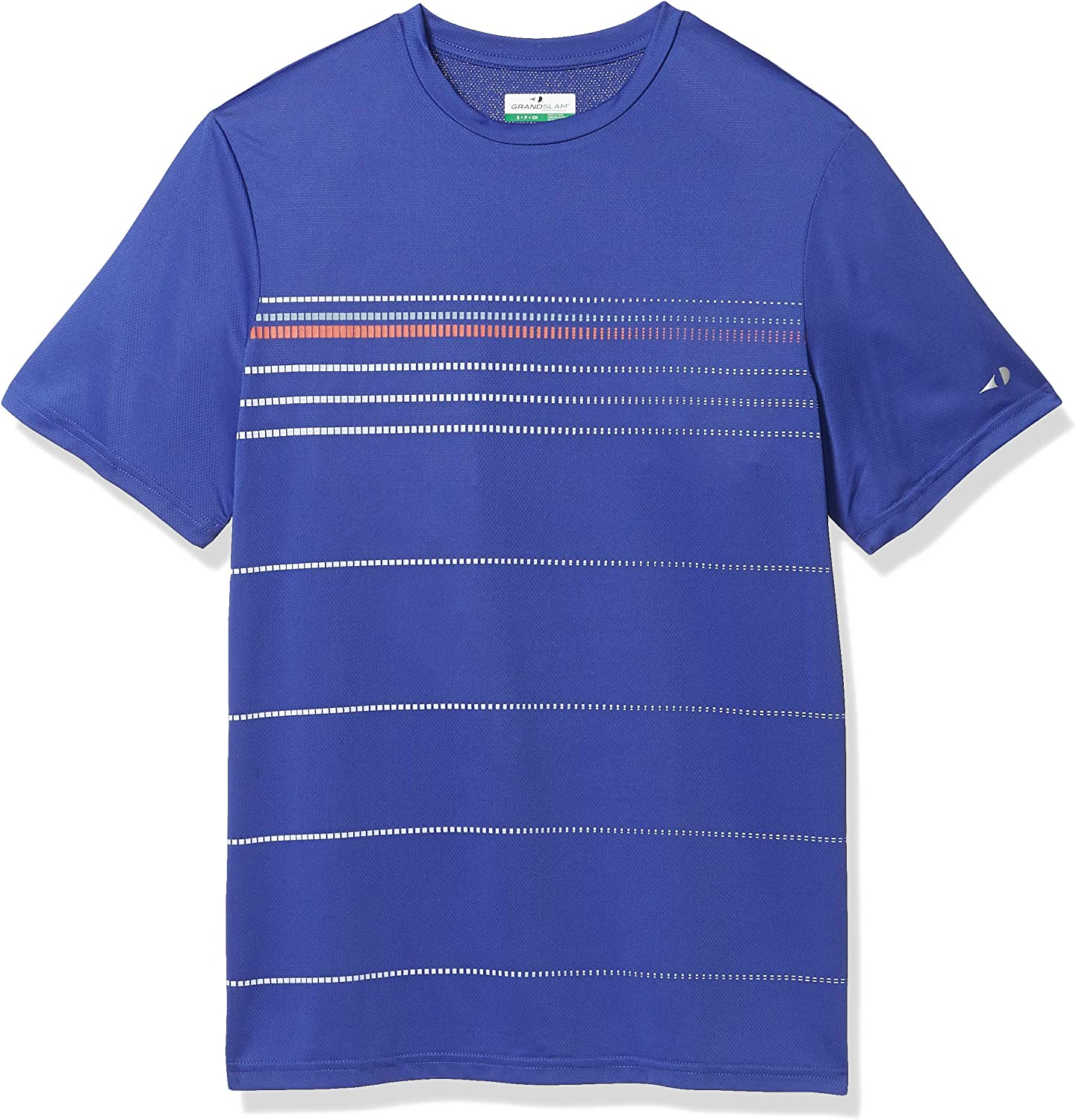 Grand Slam All Ranking TOP12 stores are sold Men's Short Sleeve Neck T-Shirt Printed Crew