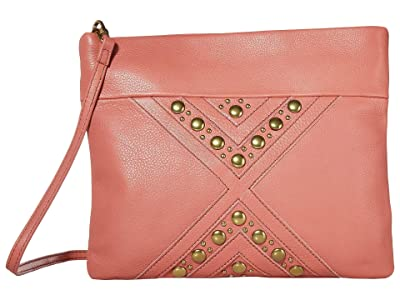 The Sak Tomboy Convertible Clutch by The Sak Collective (Clay Stud) Clutch Handbags