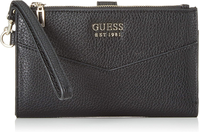 GUESS Colette Double Zip Organizer Wallet