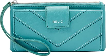 Relic by Fossil Checkbook Wristlet Wallet