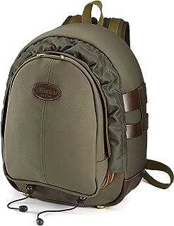 Billingham Rucksack 25 (Sage FibreNyte/Chocolate Leather)