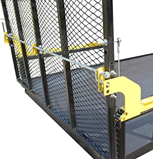 Jungle Jims Rapid Latch Tailgate Locking System