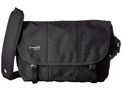 Timbuk2 Classic Messenger Medium (Jet Black) Messenger Bags