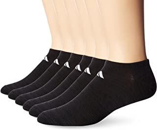 adidas Men's Superlite No Show Socks (6 Pairs)