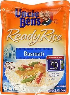 Uncle Ben`s Ready Rice, Basmati, 8.5 oz
