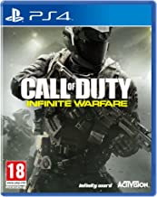 Call of Duty Infinite Warfare Playstation 4 with Zombies in Space and Terminal Map