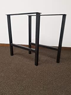 Economy Style - H-Frame Metal Table Legs
