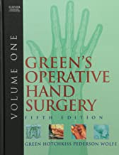 Green's Operative Hand Surgery: 2-Volume Set (Operative Hand Surgery (Green's))