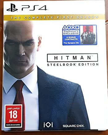 Hitman : The Complete First Season Steelbook Edition (PS4)