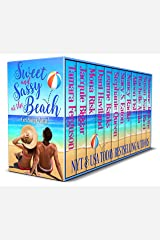 Sweet and Sassy at the Beach: Get Swept Away! Kindle Edition