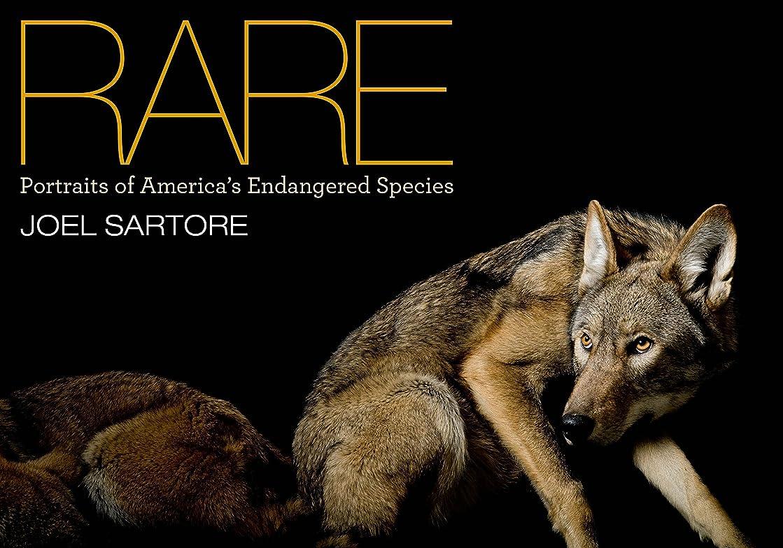 規範コンバーチブル削るNational Geographic Rare: Portraits of America's Endangered Species