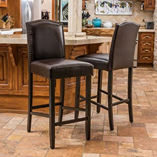 Christopher Knight Home Markson Barstool, Brown