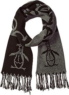 Original Penguin Men's Retro Sport Knit Scarf