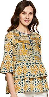 ABOF Women's Regular fit Shirt