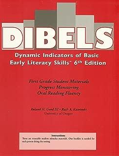 Dibels Dynamic Indicators of Basic, Early Literacy Skills, 6th Edition, First Grade Student Materials Progress Monitoring Oral Reading Fluency, ISBN 9781570358852