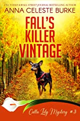 Fall's Killer Vintage Calla Lily Mystery #3 (Calla Lily Mystery Series) Kindle Edition