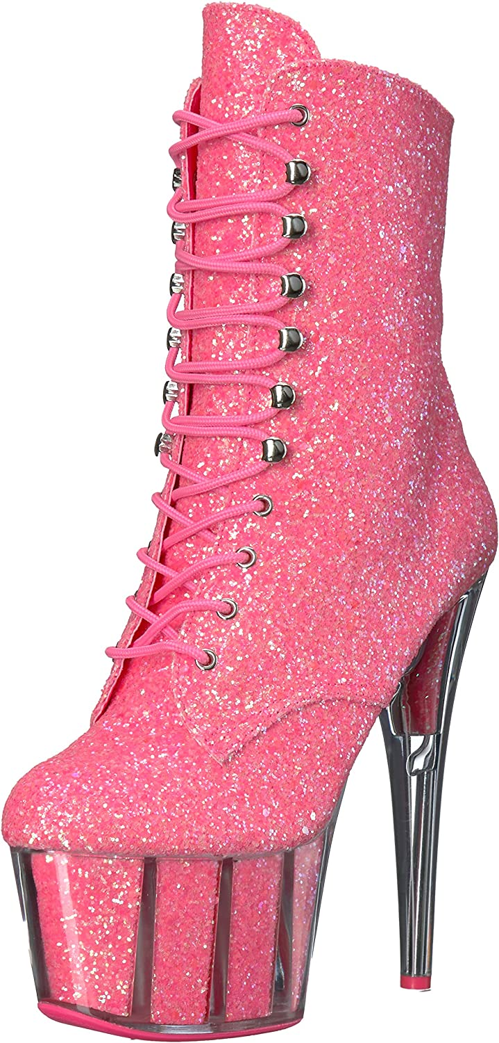 Pleaser Womens ADORE-1020G Ankle Boot