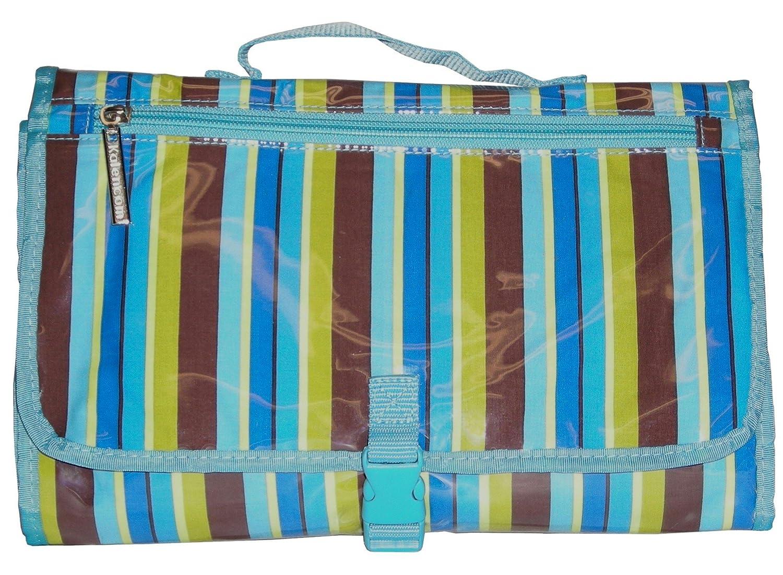 Kalencom Quick Change Kit - Blue Monkey Stripe