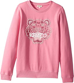 Kenzo Kids - Tiger Sweatshirt (Big Kids)