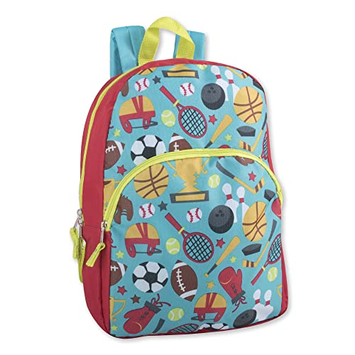 "Trail maker Kids Character Backpacks for Boys   Girls (15"") with Adjustable, 01f0c678ef"
