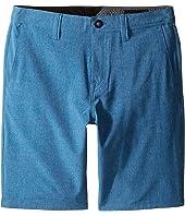 Volcom Kids - Frickin SNT Static Shorts (Big Kids)