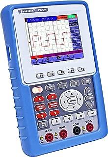 Tac/ómetro con l/áser PeakTech P 2790 2 a 100.000 rpm, sin contacto