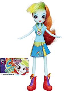 My Little Pony Equestria Girls Rainbow Dash Friendship Games Doll