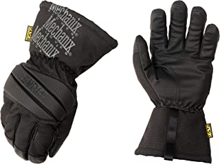 Winter Work Gloves for Men by Mechanix Wear: Winter Impact Protection - Insulated with 3M Thinsulate, Touchscreen, Waterprooft (Medium, Black/Grey)