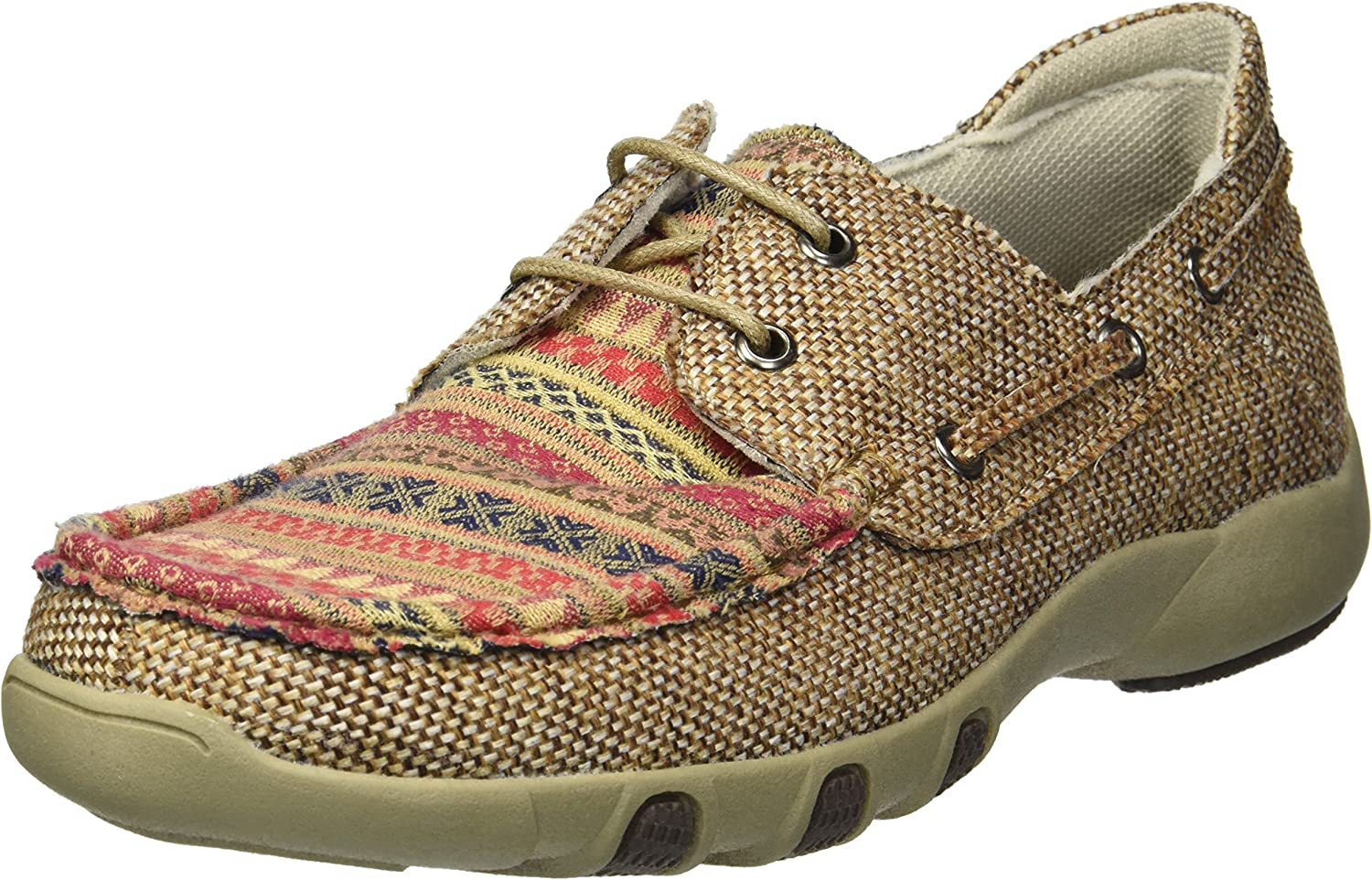 Roper Womens Lacee Ii Driving Style Loafer