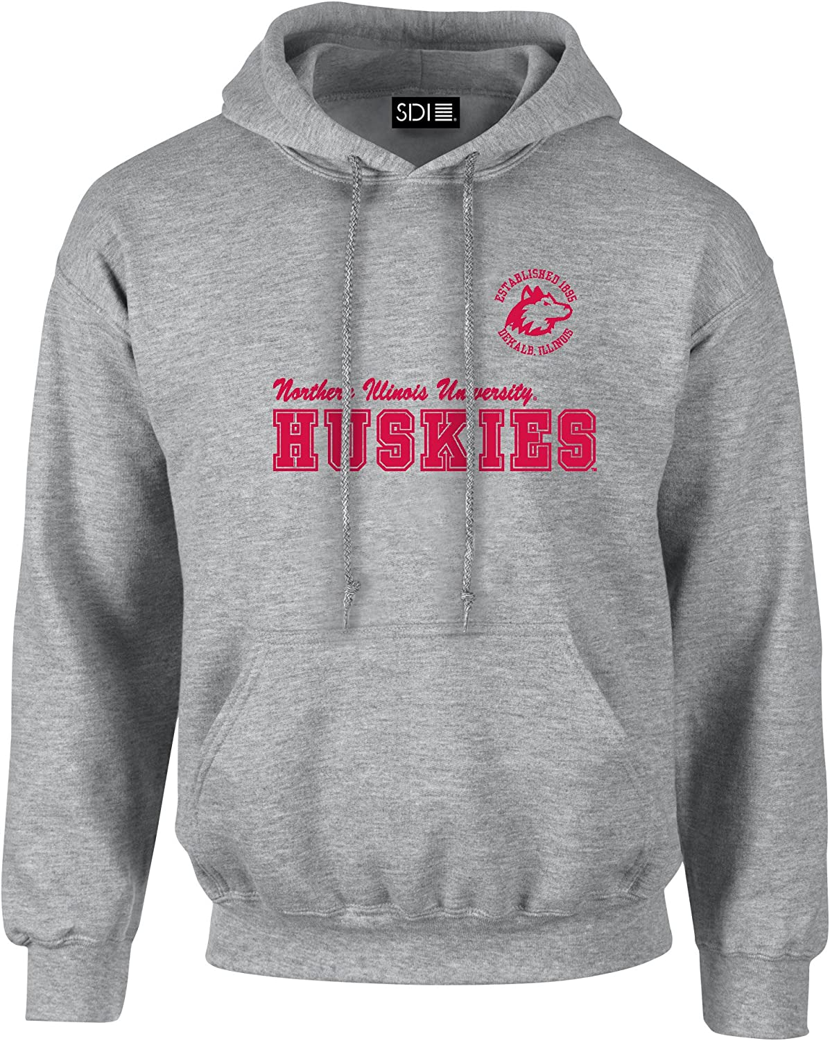 SDI NCAA 50 Blended 8 Oz. Hooded Our shop most popular Sweatshirt Max 49% OFF