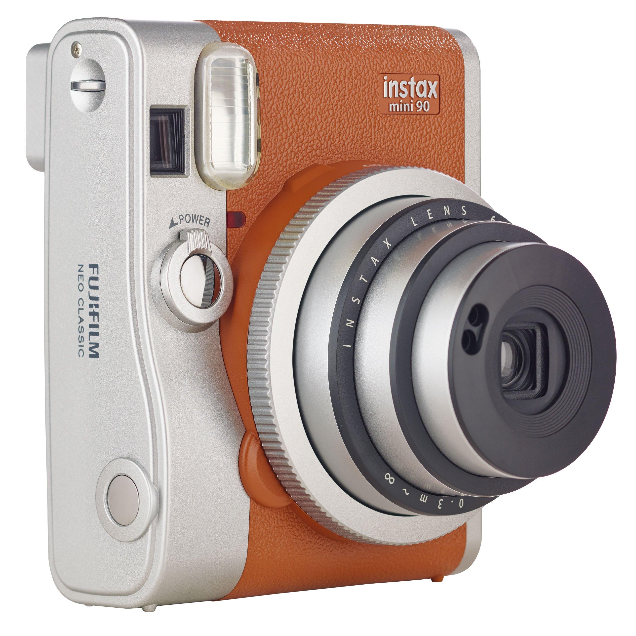 Fujifilm Instax Mini 90 Neo Classic: Amazon.es: Electrónica