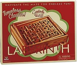 Cardinal Games Labyrinth Wood Retro Game