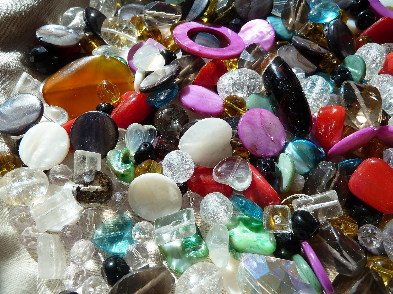 1 Kilo Mixed Job Lot Of Glass & & & Shell Beads 100s Many Different Colours& Styles B00GYHC8U8 | Gewinnen Sie hoch geschätzt  0f7745