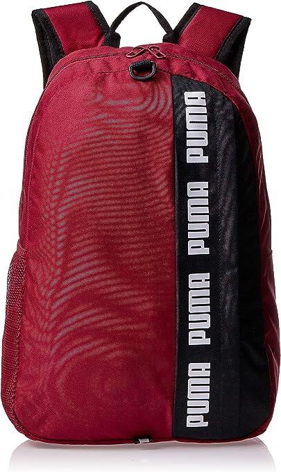 PUMA Phase Backpack, Rhubarb, 22L
