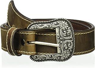 Women's Basic Stitch Edged Belt
