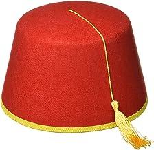 Forum Novelties Felt Fez Hat