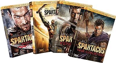 Spartacus Seasons 1-4 Bundle [DVD]