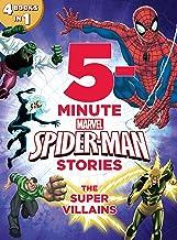 5-Minute Spider-Man Stories: The Super Villains (Marvel Storybook (eBook))