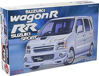 """フジミ模型 1/24 インチアップシリーズ No.32 スズキ ワゴンR """"RR"""" スズキスポーツ プラモデル ID32"""
