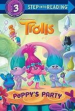 Poppy's Party (DreamWorks Trolls) (Step into Reading)