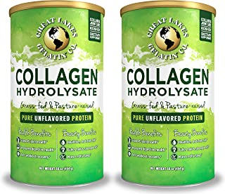 collagen powder before and after