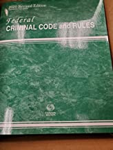 2020 Federal Criminal Code and Rules